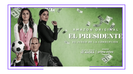 Argentina: Amazon to be sued for its new original El Presidente