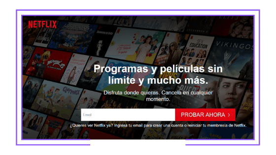 Latin America: Mexico has the largest Netflix catalog in the region