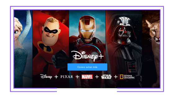 Latin America: Disney defines Disney+ launch date in the region