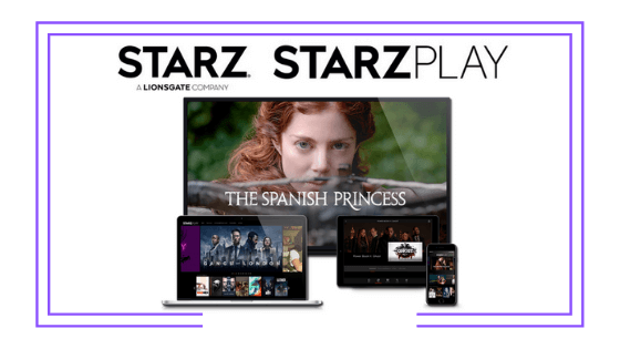 Latin America: Starzplay launches direct-to-consumer app in Argentina and Chile