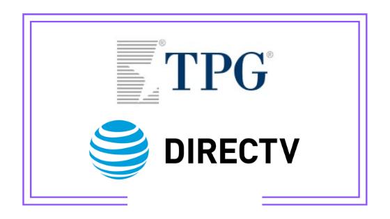 Global: TPG ultima detalles para adquirir un porcentaje de DirecTV
