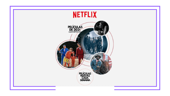 Global: Netflix to release new movies every week in 2021